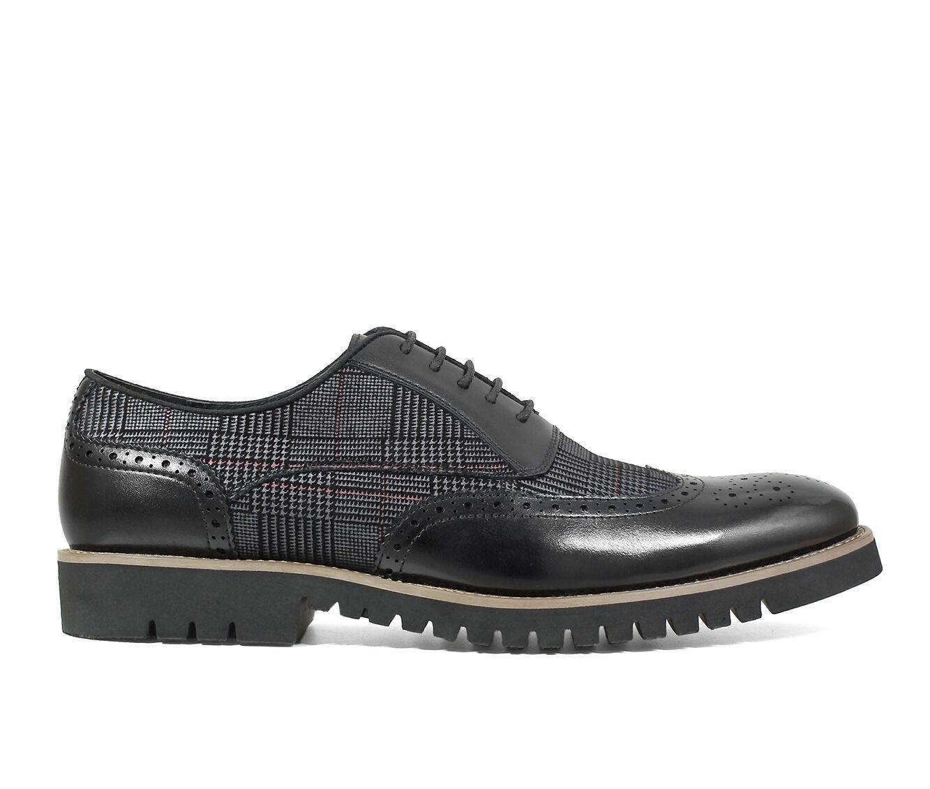 buy authentic Men's Stacy Adams Baxley Dress Shoes Black