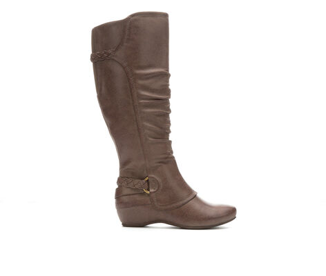Women's BareTraps Shana Knee-High Boots