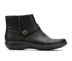 Women's Clarks Ashland Pine Booties
