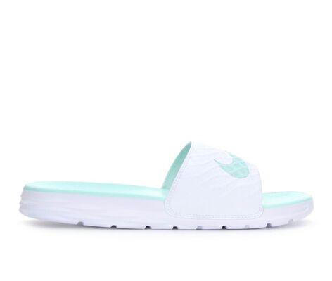 Women's Nike Benassi Solarsoft Slide 2 Sport Slides