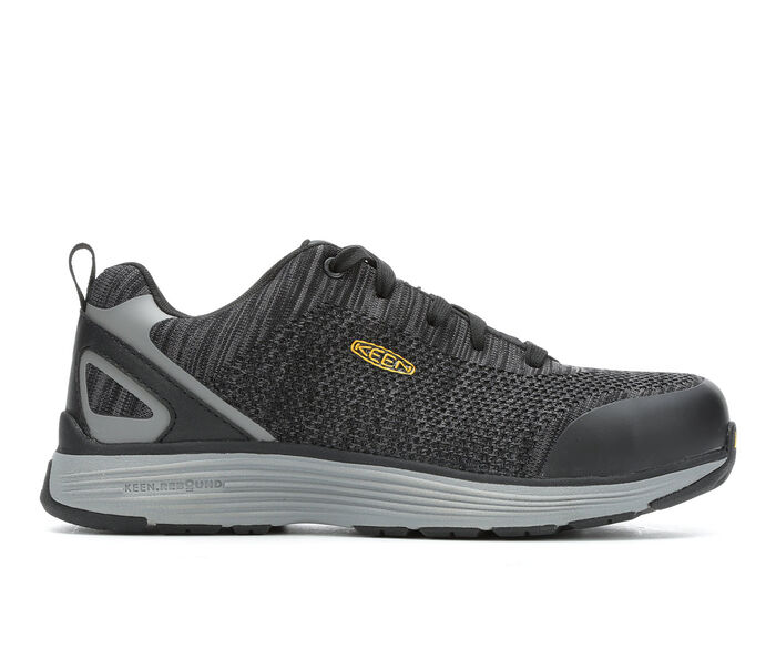 Men's KEEN Utility Sparta Aluminum Toe Work Shoes