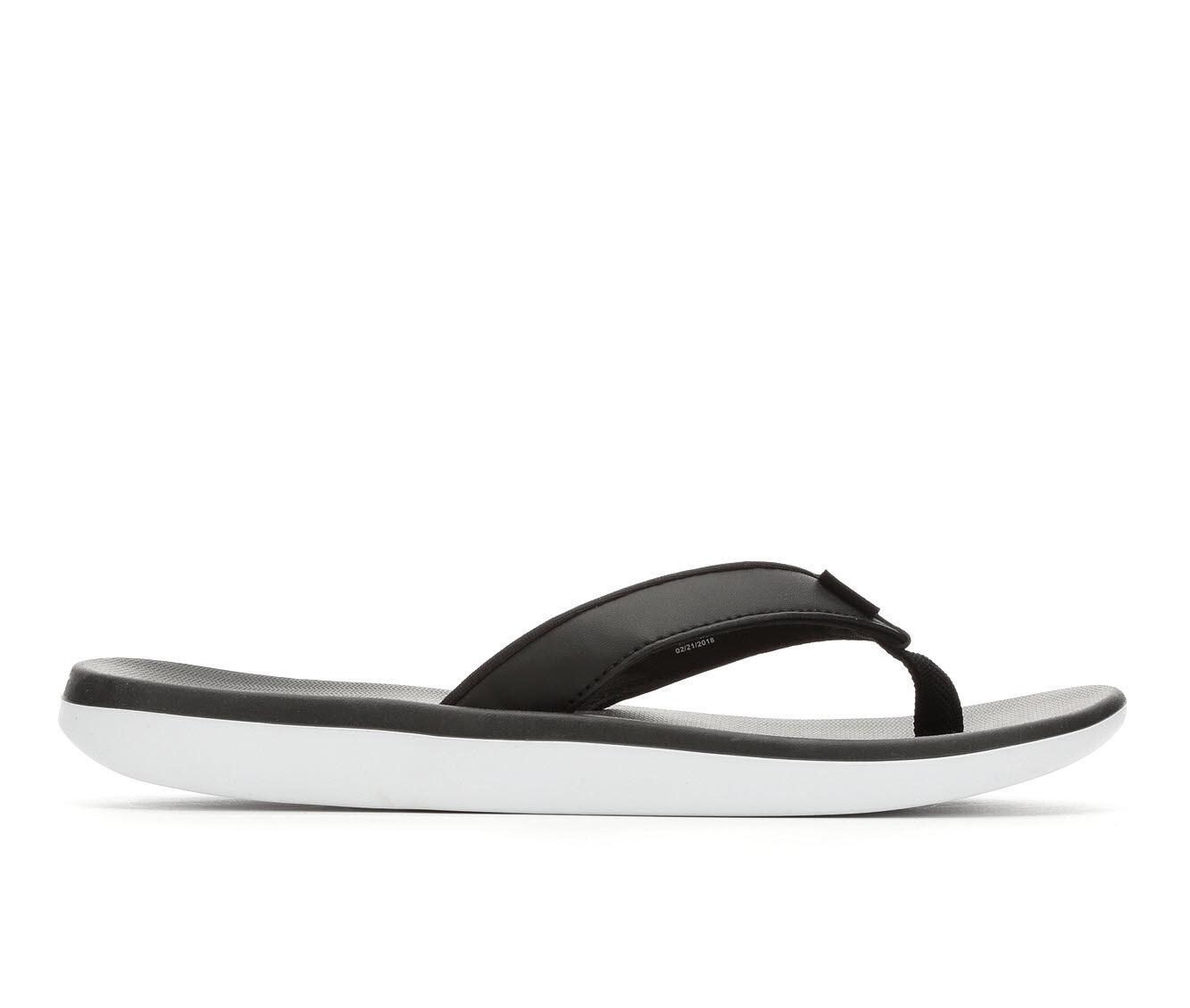 Women's Nike Bella Kai Thong Sport Sandals Blk/Met Silver