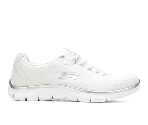 Women's Skechers Spring Glow 12811 Slip-On Sneakers
