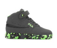 Boys' Fila Little Kid & Big Kid Mid Plus Mashup High Top Basketball Shoes