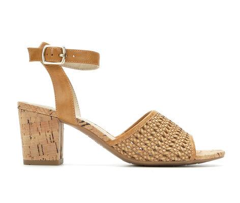 Women's White Mountain Coco Block Heel Dress Sandals