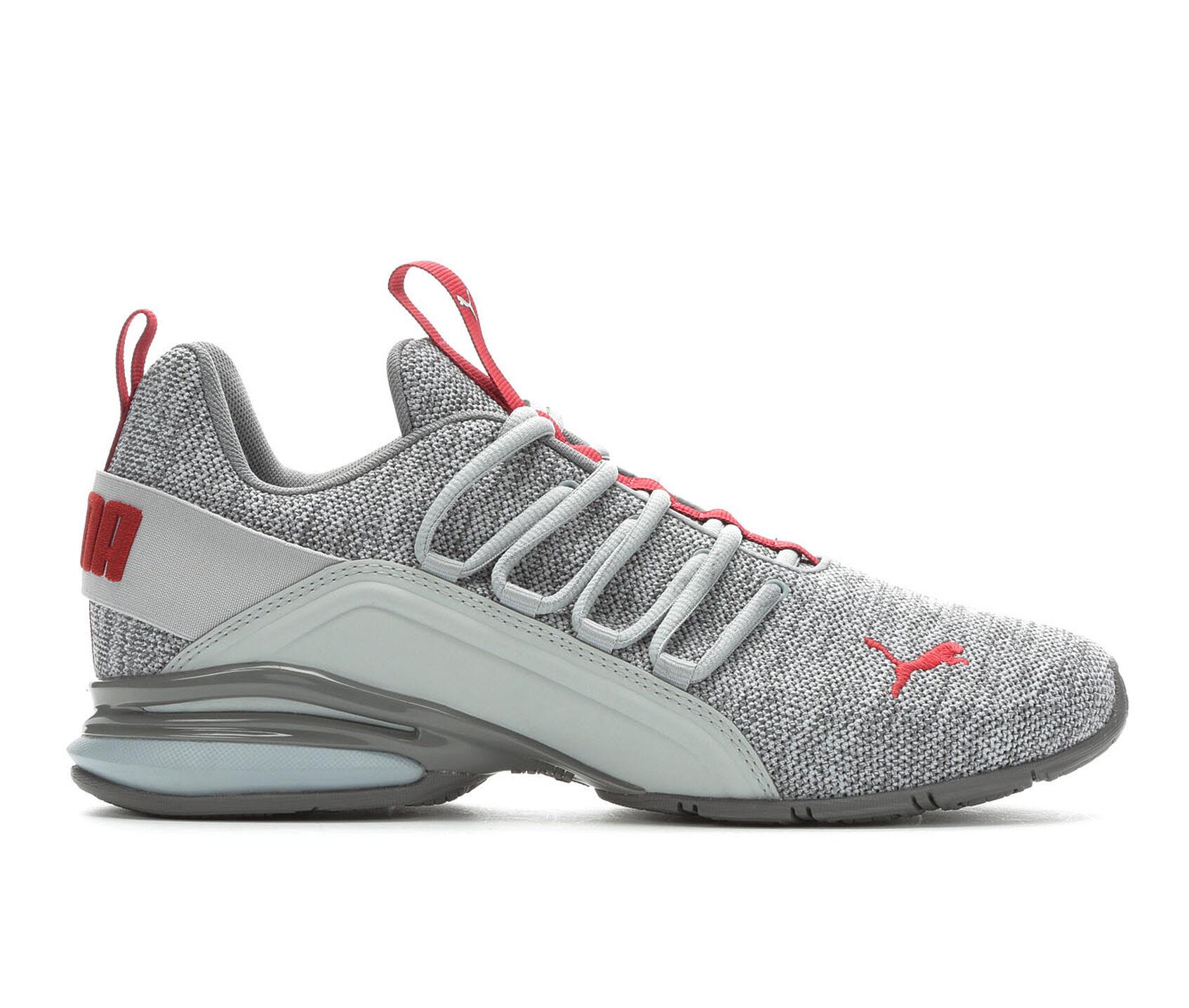 a6652d4dbd0 Men s Puma Axelion Knit Sneakers