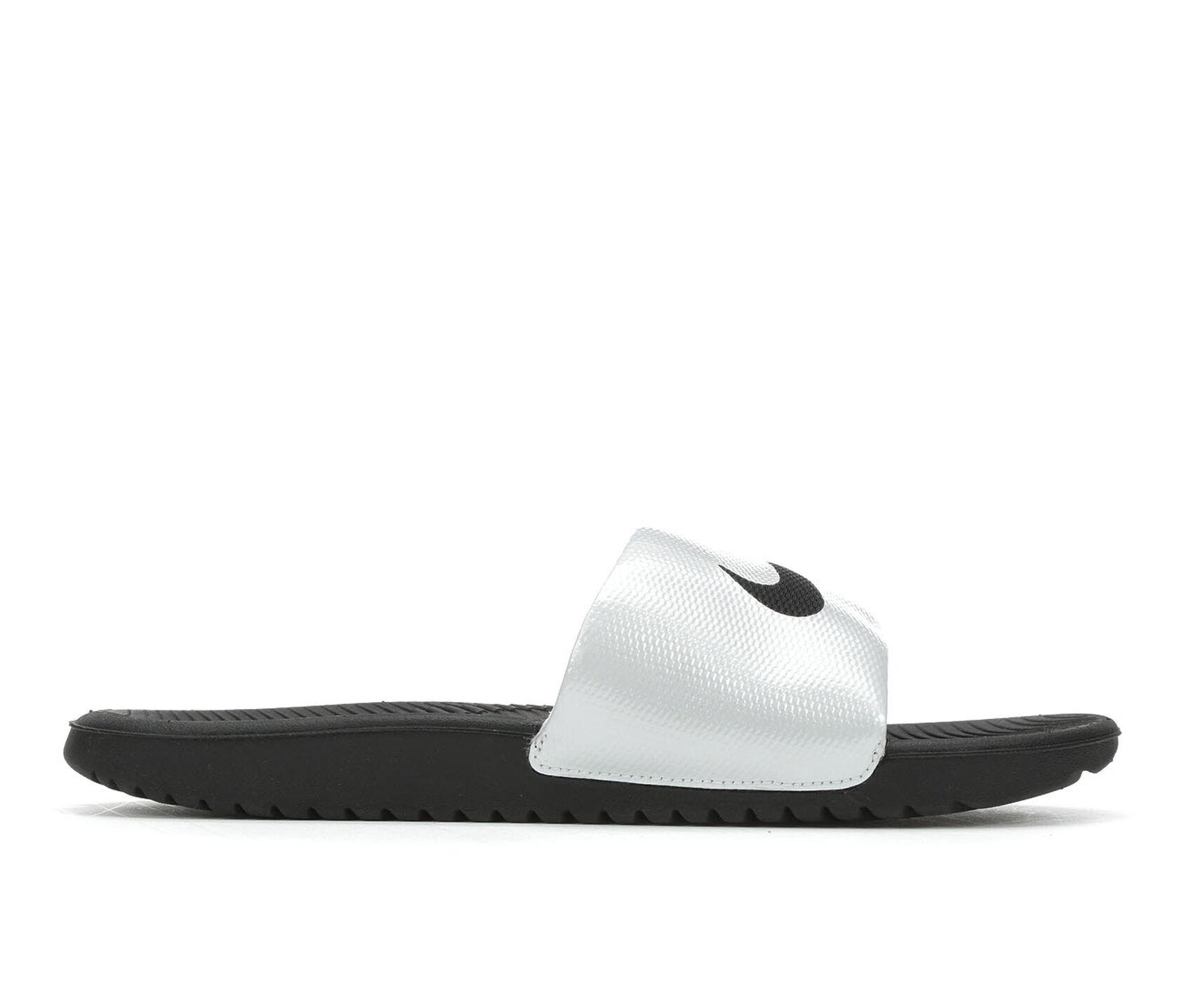 the latest eaf03 90670 Women s Nike Kawa Slide Sport Slides   Shoe Carnival
