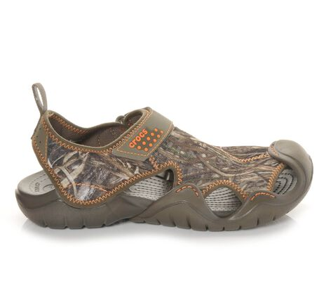Men's Crocs Swiftwater Realtree Sandal