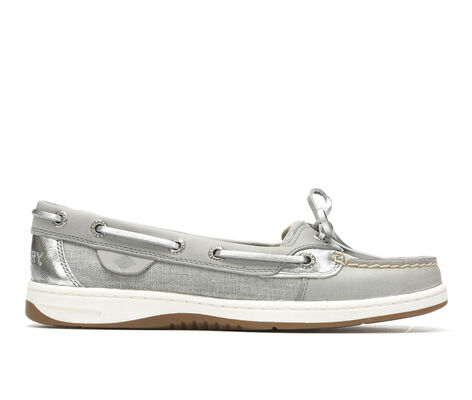 Women's Sperry Angelfish Heavy Linen Boat Shoes