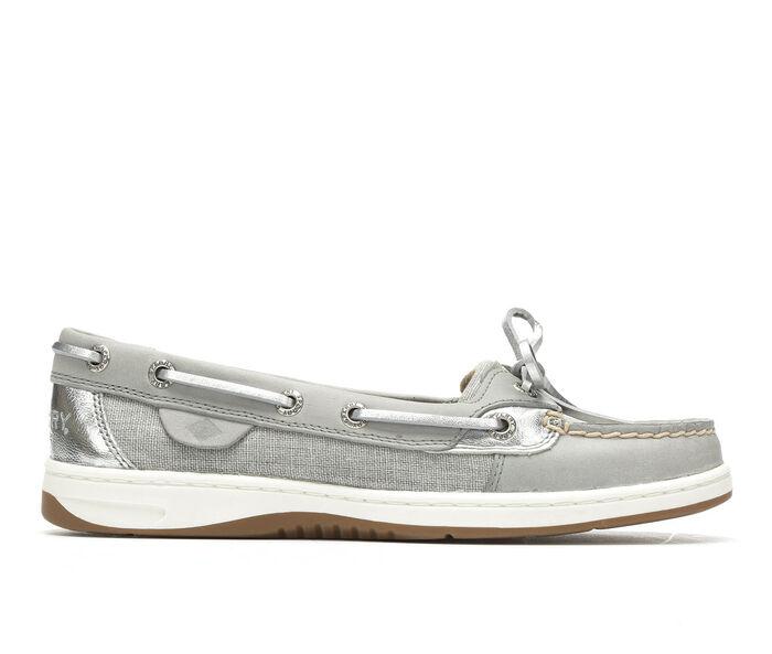 Women's Sperry Angelfish Heavy Linen Boat Shoes