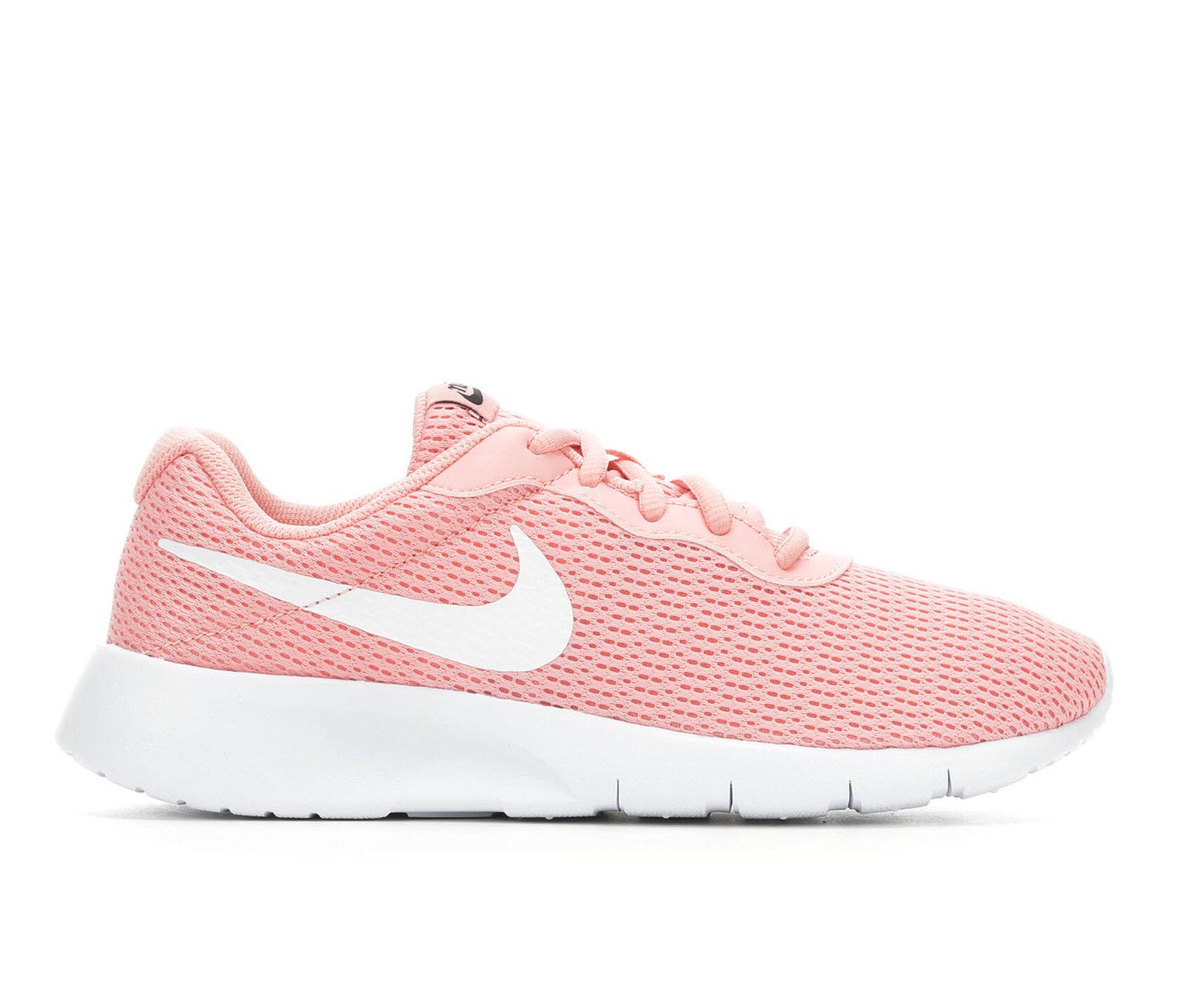 a881ddd334 Girls' Nike Big Kid Tanjun Sneakers | Shoe Carnival