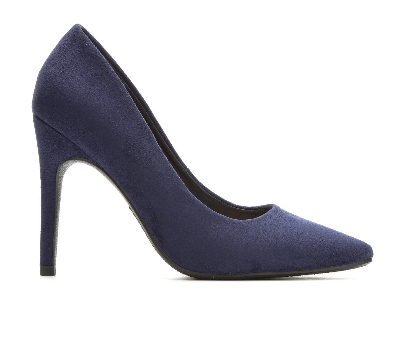Welcomed Women's Y-Not Euclid Pumps New Navy Micro