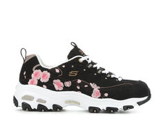 Women's Skechers 149239 D'Lites Soft Blossom Sneakers