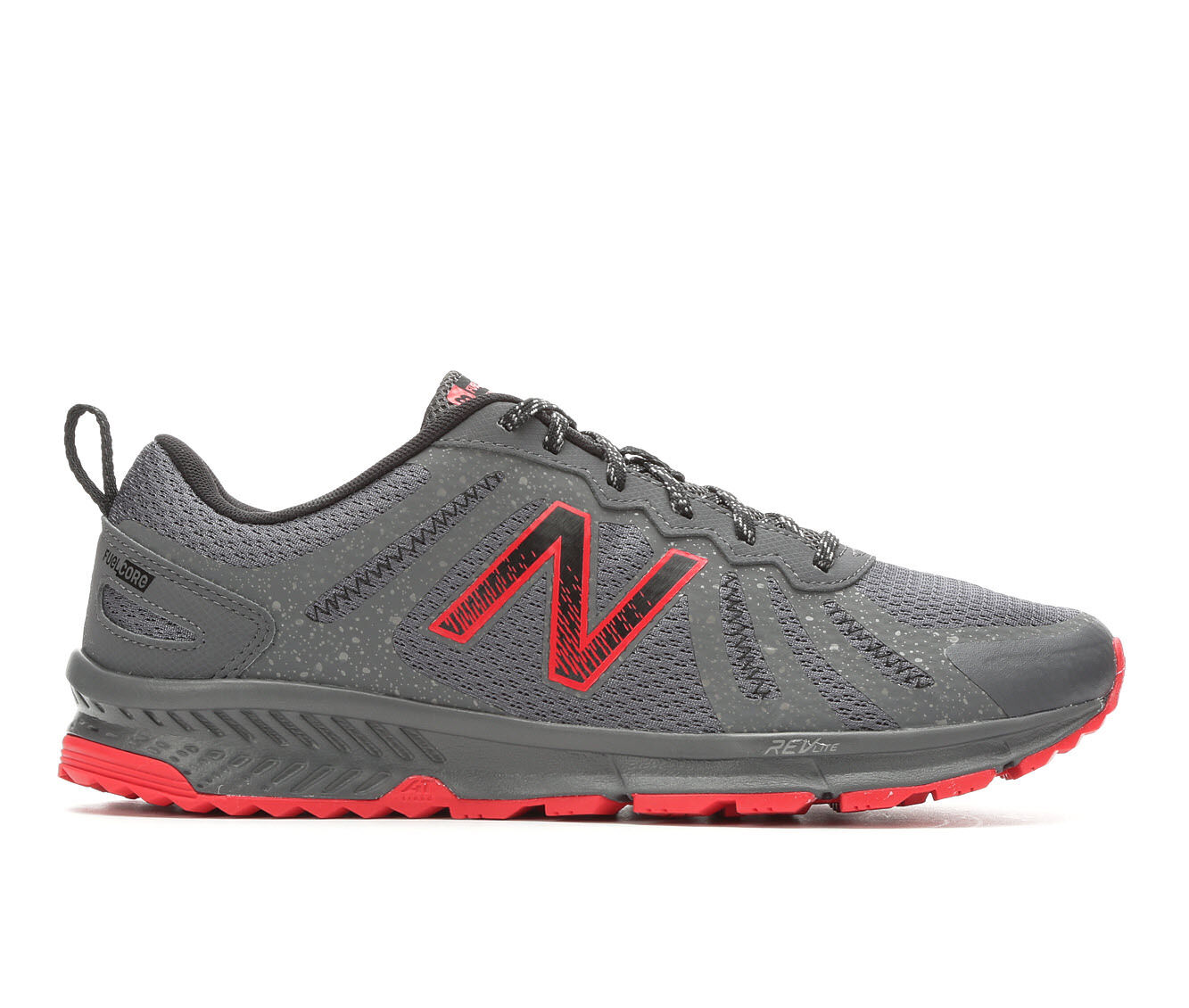 buy special Men's New Balance MT590 Trail Running Shoes Drk Gry/Blk/Red