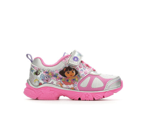 Girls' Nickelodeon Dora 5 6-12 Shoes