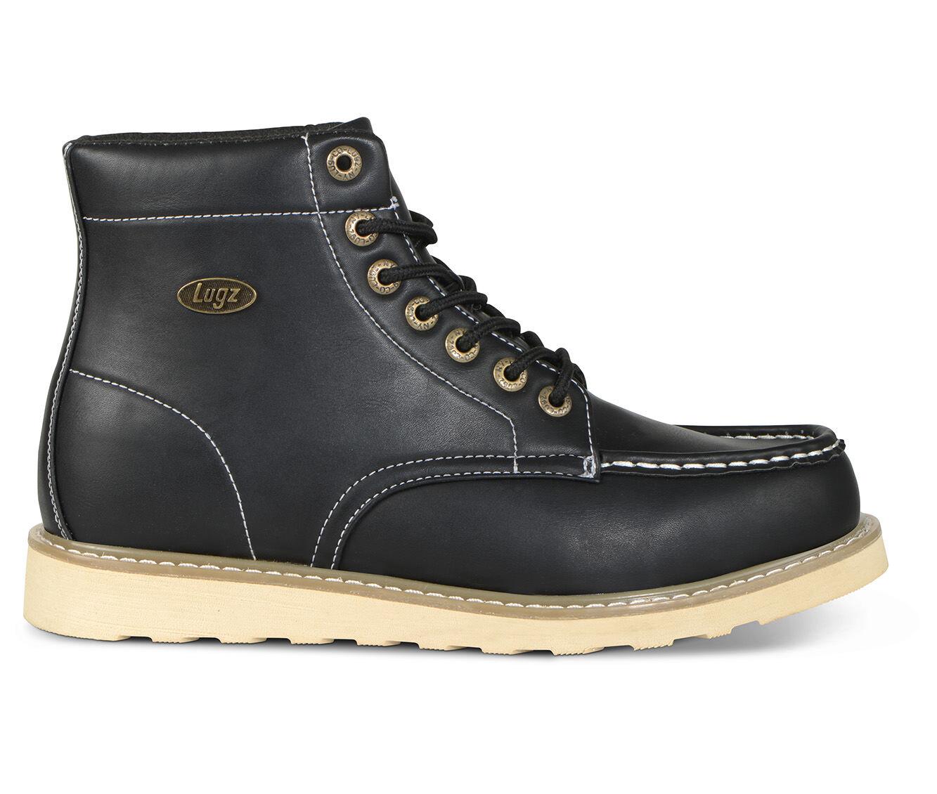 Men's Lugz Roamer Hi Boots Black/Gum/Crm