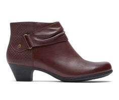 Women's Rockport Brynn Ruched Booties
