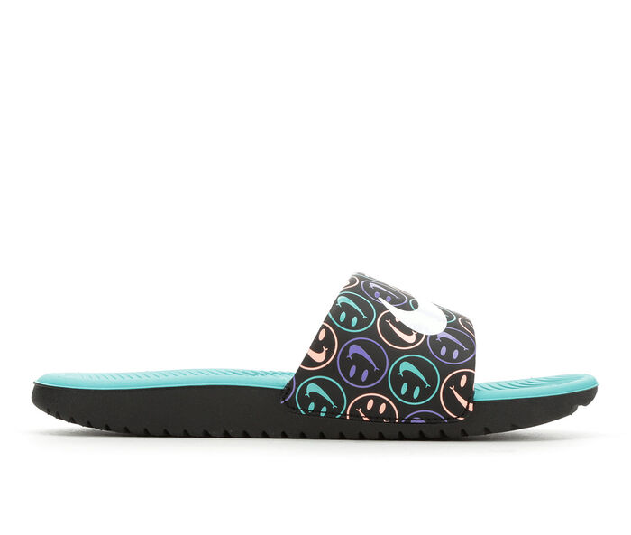 Kids' Nike Little Kid & Big Kid Kawa Slide Print Sport Slides
