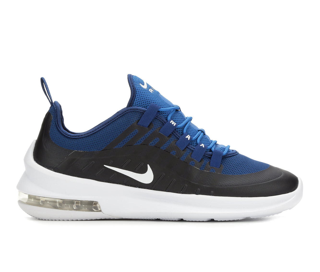 Men's Nike Air Max Axis Running Shoes Blu/White/Black