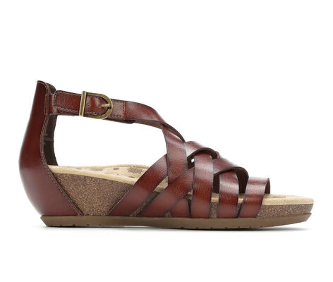 Women's Axxiom Naomi Wedge Casual Sandals