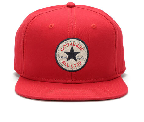 Converse Snapback Flatbill Hat
