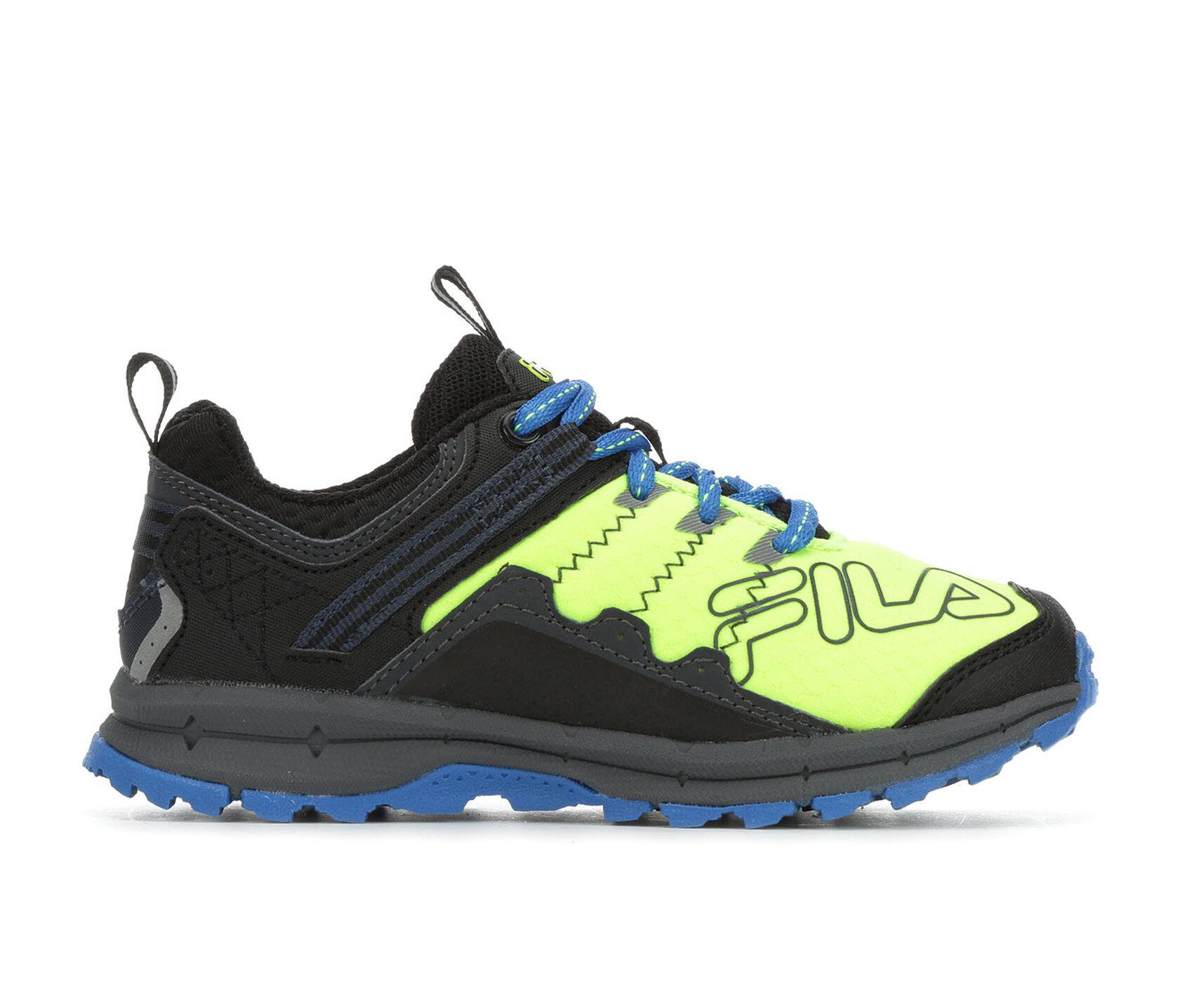 12b18462c7f Boys' Fila Little Kid & Big Kid Blowout Outdoor Sneakers
