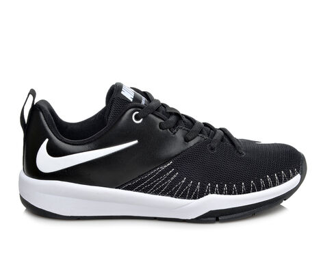 Boys' Nike Team Hustle D7 Low 3.5-7 Basketball Shoes