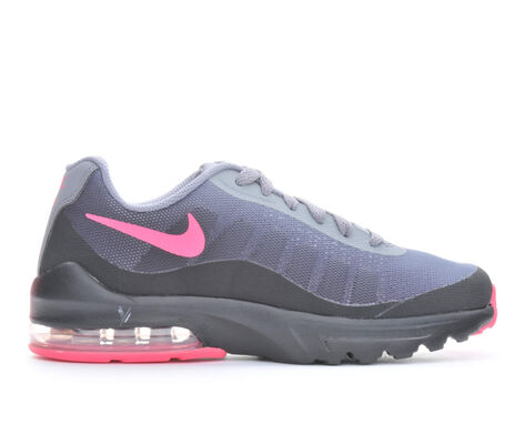 Girls' Nike Air Max Invigor 3.5-7 Athletic Sneakers