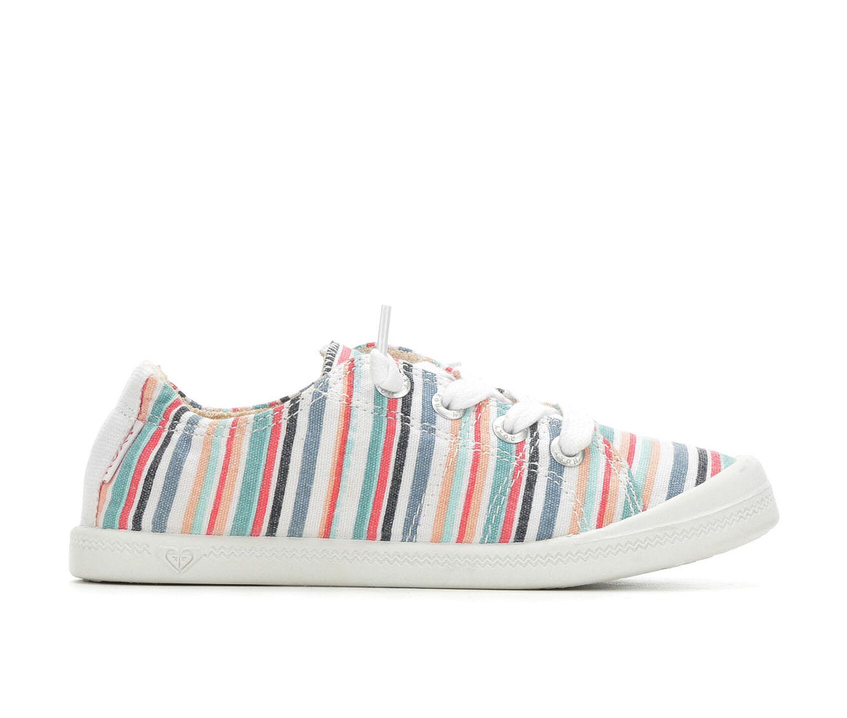 be0ae56c2c22 Girls  Roxy Little Kid   Big Kid Bayshore III Sneakers
