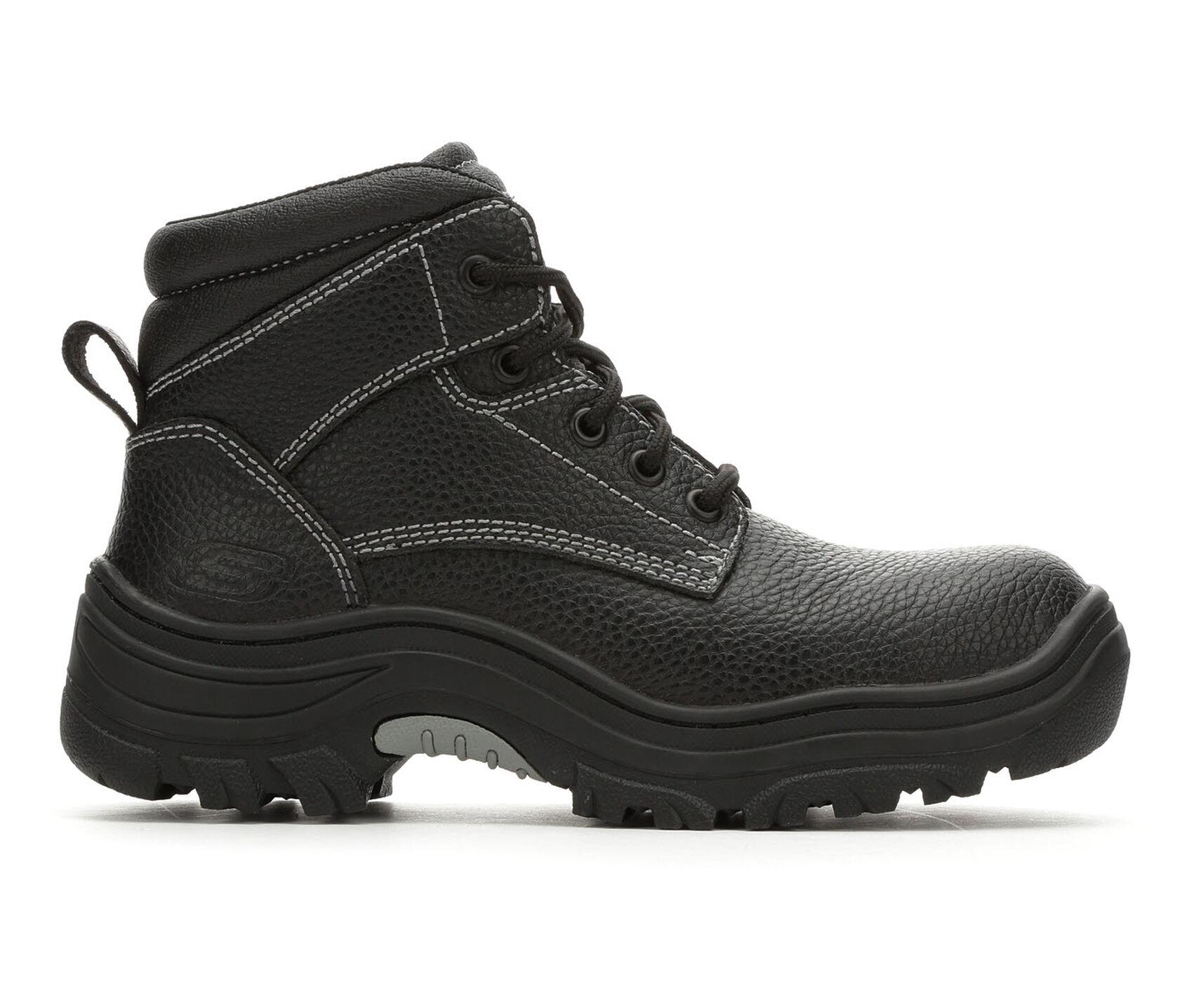 c50a67e0ca4 Women's Skechers Work Workshire Krabok 77241 Steel Toe Work Boots