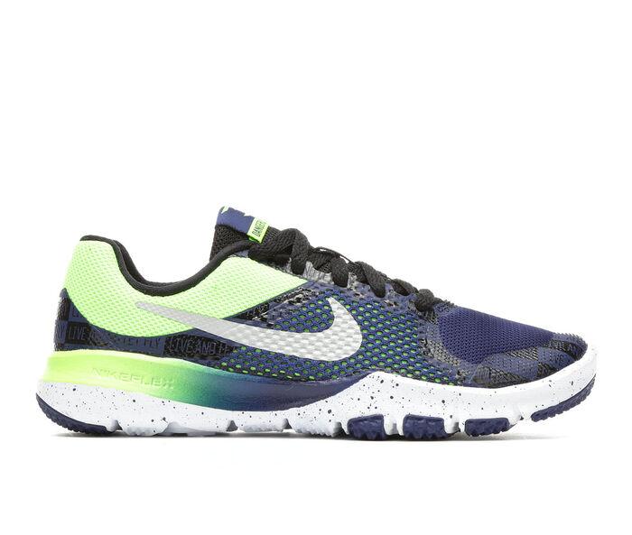 6434a2d5e48a Boys  Nike Flex TR Control RW 10.5-7 Training Shoes