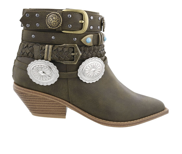Women's Penny Loves Kenny Shane Western Booties