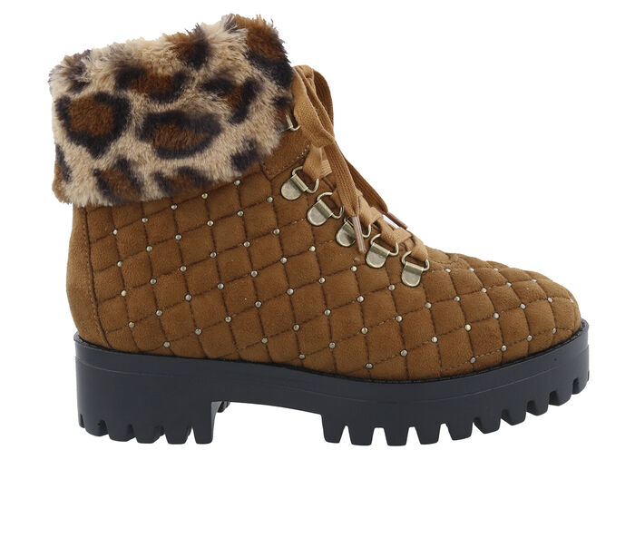 Women's Penny Loves Kenny Newb Lace-Up Boots