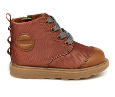 Boys' Carters Infant & Toddler & Little Kid Sanford Lace-Up Boots