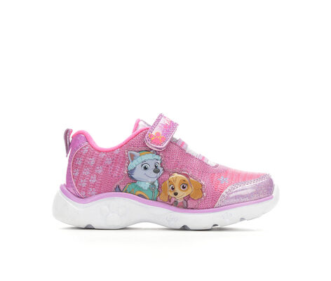 Girls' Nickelodeon Paw Patrol 5 Light-Up Sneakers