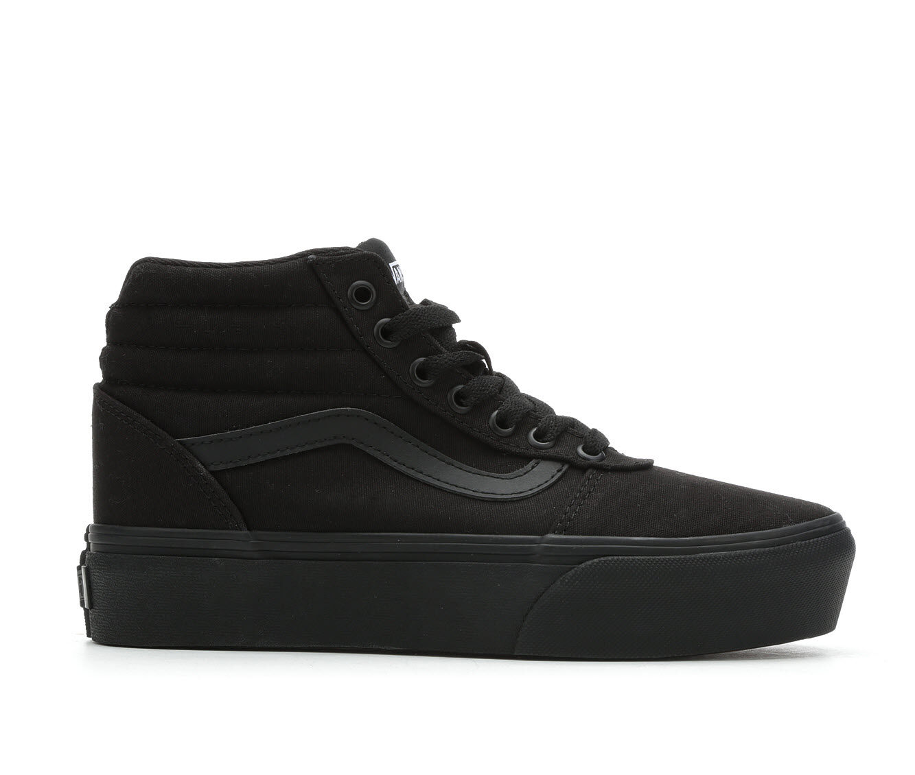 black and white checkered vans shoe carnival
