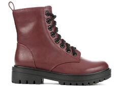 Women's Soda Firm Combat Boots