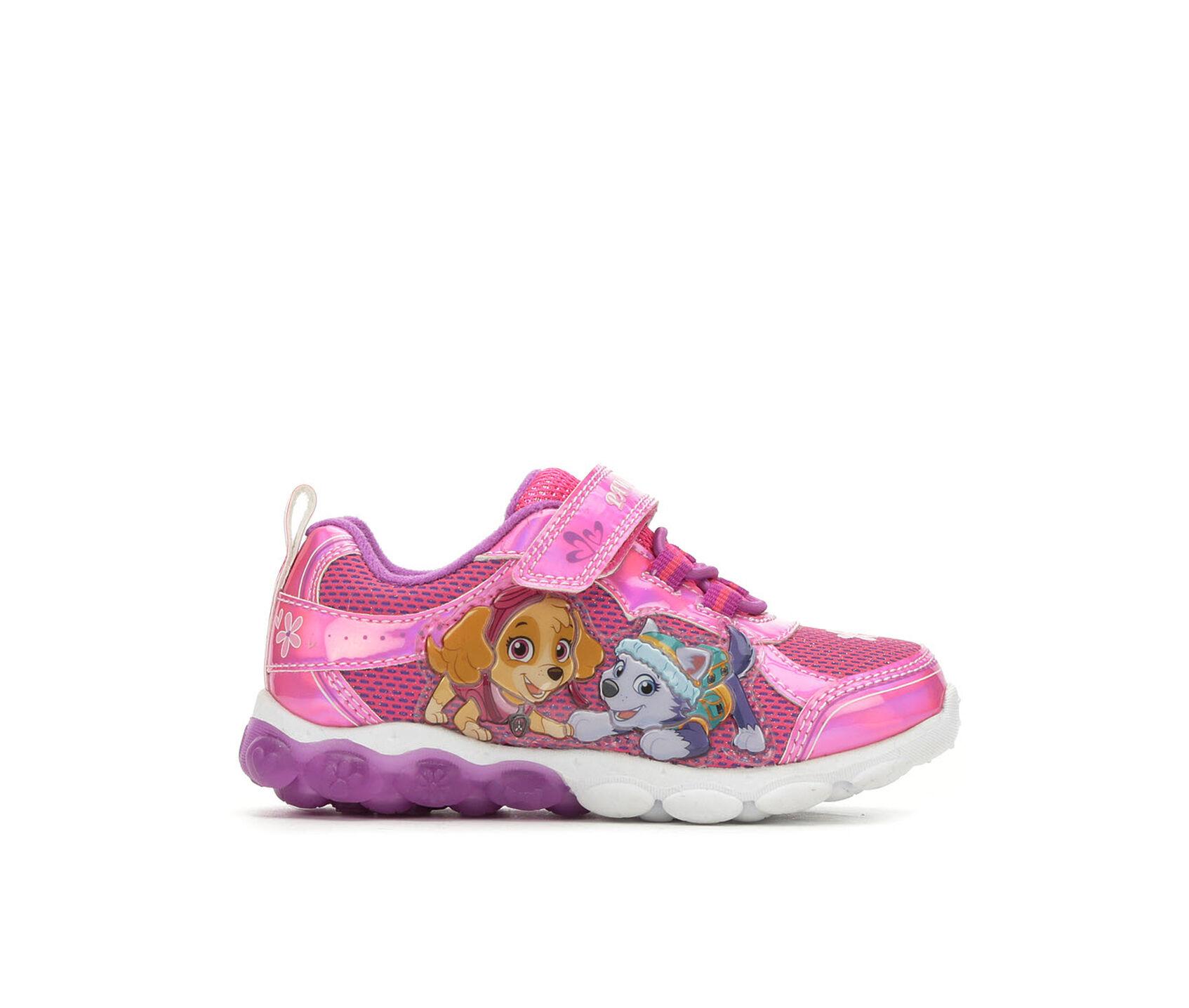 dd12d5b5bf63b Girls' Nickelodeon Toddler & Little Kid Paw Patrol 6 Light-Up Sneakers    Shoe Carnival