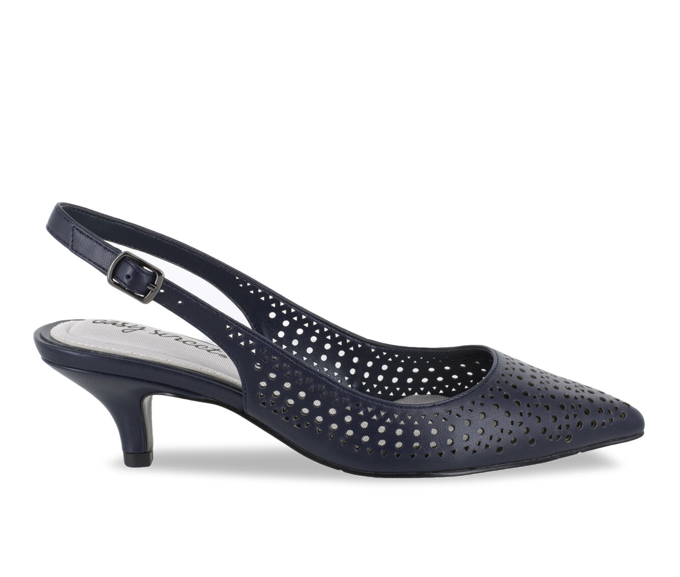 Women's Easy Street Enchant Shoes Navy