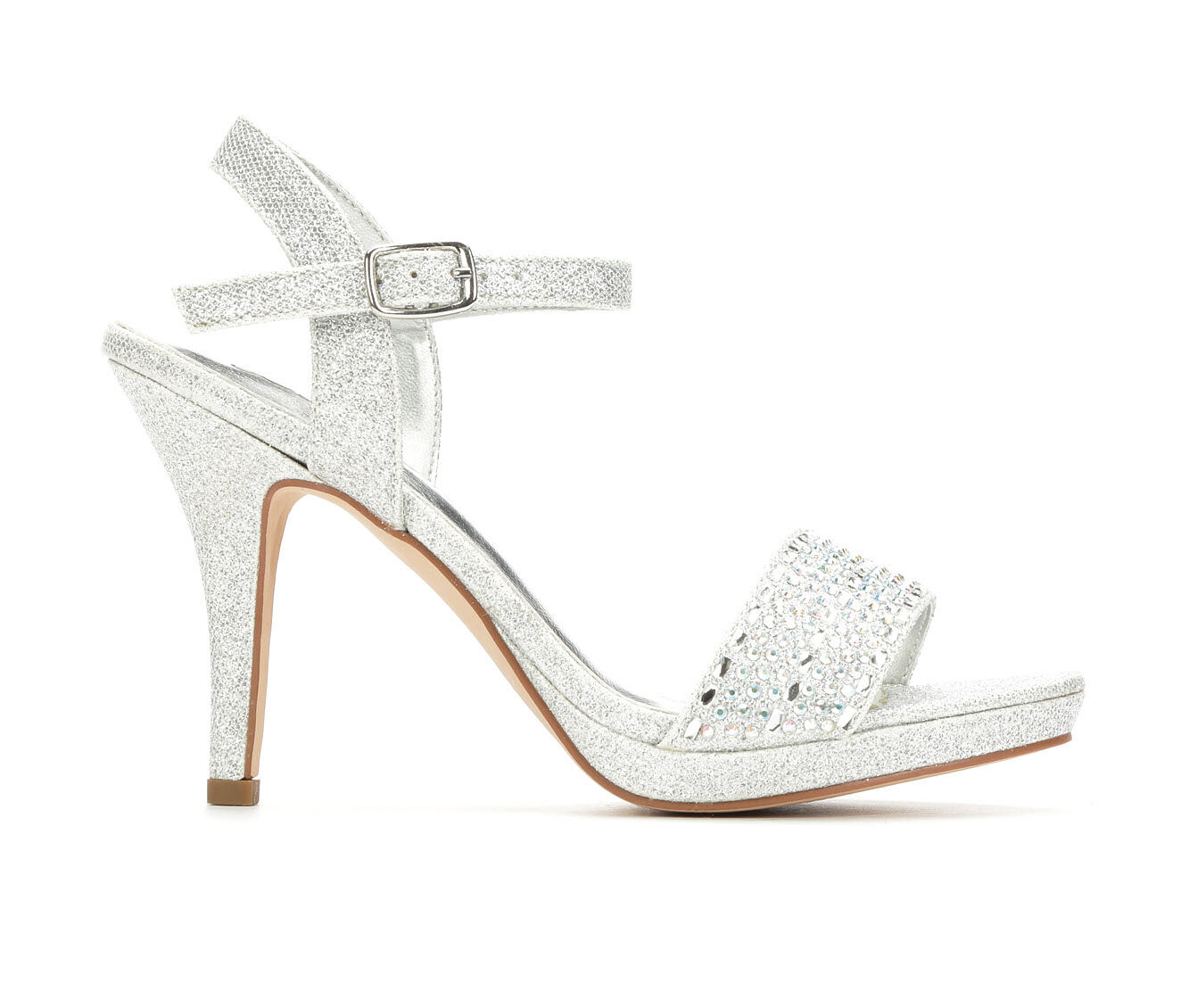 Women's LLorraine Lida High Heels Silver