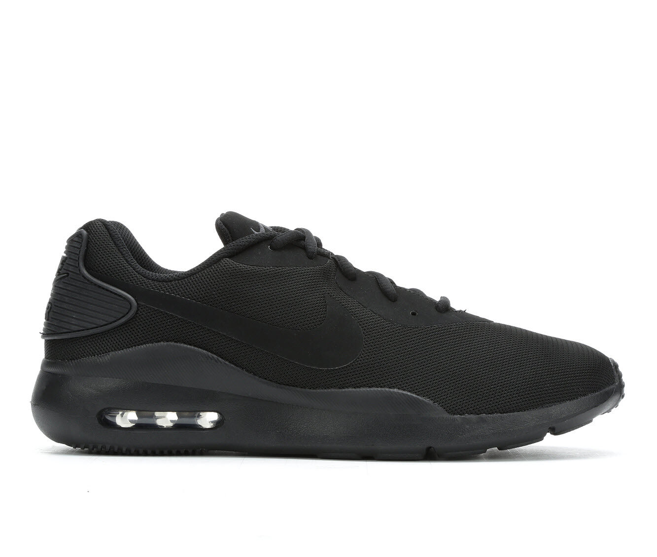 Quite Brilliant Men's Nike Air Max Oketo Sneakers Blk/Blk 006
