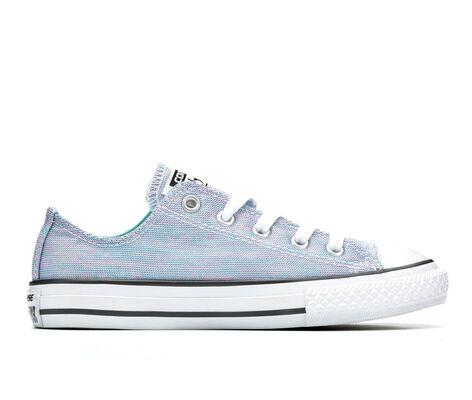 Girls' Converse CTAS Jersey Ox 10.5-3 Sneakers