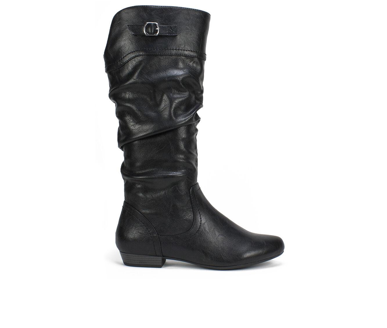 Women's Cliffs Fox Riding Boots Black
