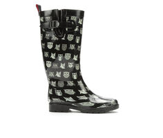 Women's Capelli New York Pop Owls Rain Boots