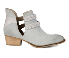 Women's Journee Signature Bernice Side Slit Booties