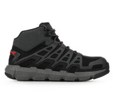 Men's Wolverine Rev Durashock Ultraspring Comp Toe Work Boots