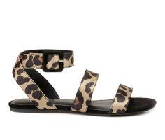 Women's Rampage Sienna Flat Sandals