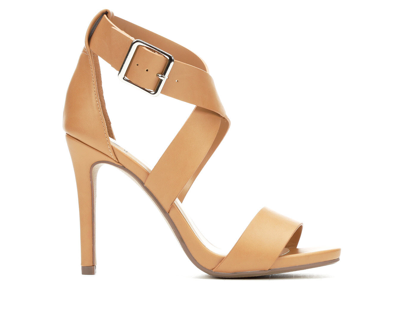bargain Women's Delicious Spoken Dress Sandals Camel