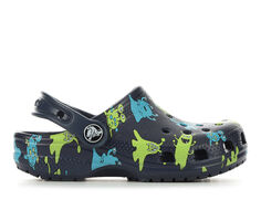 Kids' Crocs Toddler Classic Monster Clogs