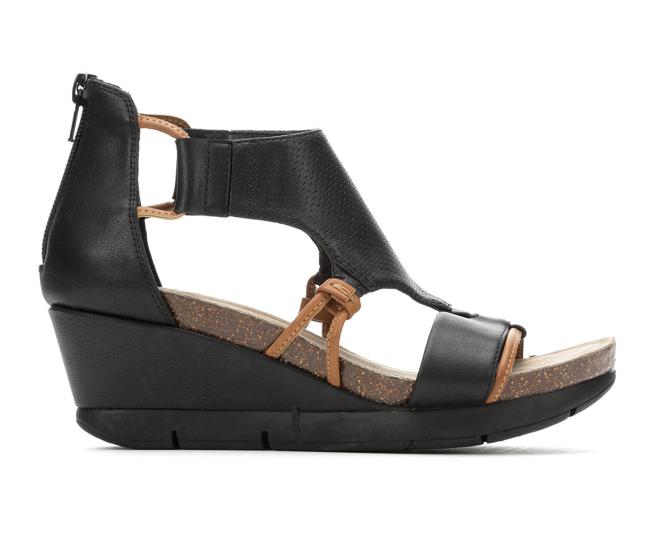 Largest Supplier Women's Axxiom Emma Sandals Black